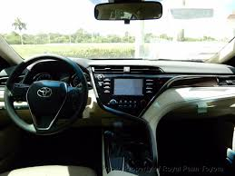 2018 Toyota Camry LE Automatic Sedan for Sale in West Palm Beach ...