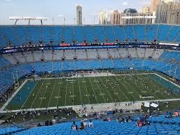 Bank Of America Stadium Section 543 Rateyourseats Com