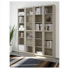 masterful sliding glass door bookcase glass door bookcase by altra full size of sliding bookshelf