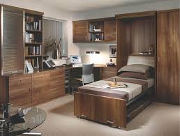 furniture for a study. Fitted Wall Bed In A Bespoke Study Furniture For O