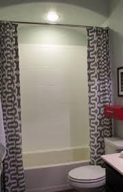 Curtain Instead Of Closet Door   Home Design Ideas