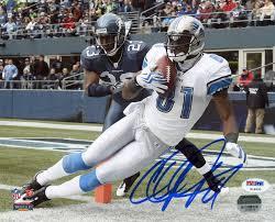 Calvin Johnson | PSA AutographFacts™
