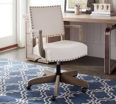 home office desk chairs chic slim. Manchester Swivel Desk Chair Home Office Desk Chairs Chic Slim