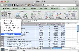 Ordering Spreadsheet Ms Excel 2011 For Mac Sort Data In Alphabetical Order Based