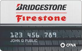 bridgestone firestone financing