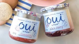 yoplait oui gl jars yogurt
