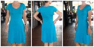 Fit And Flare Dress Pattern Inspiration Fit And Flare Dress Free Pattern So Sew Easy