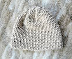 Easy Knit Hat Pattern Free Unique Favorite Textured Knit Hat Free Pattern Mama In A Stitch