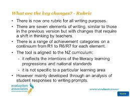 SOLO taxonomy   LEARNZ The   Traits of Writing Printable Rubric   helps your kids learn how to  make their