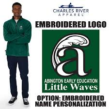 Charles River Windbreaker Size Chart Abington Early Education Program Pto Little Waves Charles