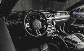 2015 Ford Mustang EcoBoost Interior | Car Wallpaper