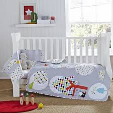 2 piece woodland cot bedding set