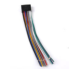 kenwood car stereo head unit replacement wiring harness amazon co kenwood car stereo head unit replacement wiring harness amazon co uk electronics