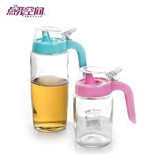 get ations down the control oil bottle oiler leakproof glass oil bottle sesame oil bottles kitchen utensils household