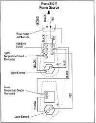 wiring diagram wiring diagram for ge hot water heater i would brown wire thermostat at Ge Thermostat Wiring Diagram