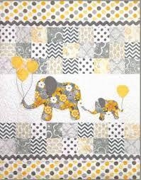 Elephant Applique Pattern