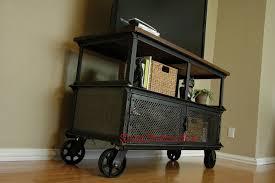 retro industrial furniture. the standard ellis console 4u0027 x 20 retro industrial furniture