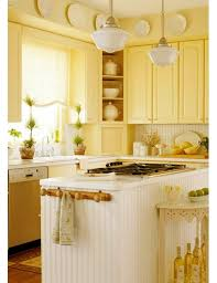 yellow country kitchens. Sunny Yellow Kitchen--Love This Bright Happy Kitchen (although It Could Be Duplicated In Whatever Color You Choose). Great Ideas For Updating Any Dated Dark Country Kitchens B
