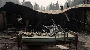 California fire: If you stay, you're dead. How a Paradise nursing ...