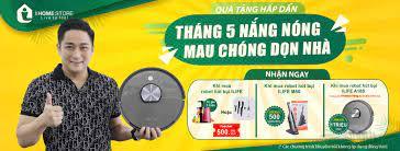 Robot hút bụi số 1 Việt Nam Ihomestore - Home