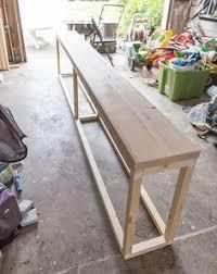 diy sofa table. $30 DIY Sofa/Console Table Tutorial Diy Sofa