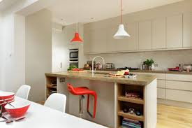 Modern Handless Kitchen - designed by Cue & Co of London 7