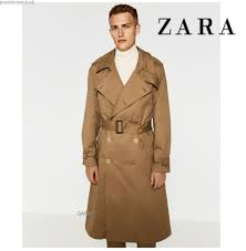 zara fall studio to trench coat brown men zara x trench