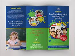 Sample School Brochures Brochure Examples For School School Brochure