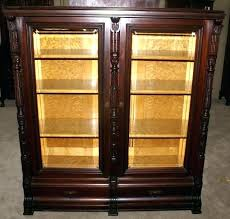 bookcases antique glass bookcase door bookcases mahogany throughout with doors remodel 9 boo