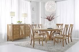 adeline modern dining table and chairs set