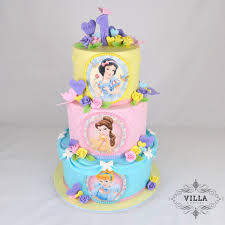 Disney Princess Birthday Cake Boltoks Dress Torten Disney