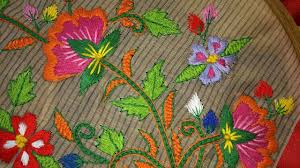 Facebook Embroidery Designs Hand Embroidery Stitches Tutorial Hand Embroidery Design For Blouses