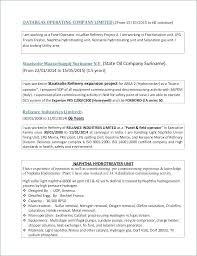 Plant Operator Resume Sample Machine Operator Resume Best Of ...