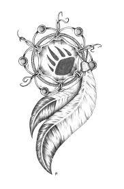 Dream Catcher Tattoo Sketch Dreamcatcher Tattoo Design Ideas and Sketch TattooMagz 61