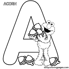 Small Picture Printable 16 Alphabet Coloring Pages Letter A 6338 Alphabet