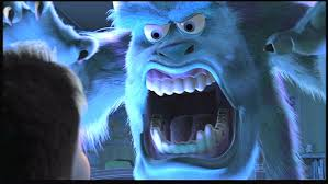 monster inc sulley roar. Brilliant Inc Sully Lets Out A Lion Roarjpg Intended Monster Inc Sulley Roar