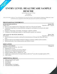 Entry Level Resume Objective Example Objectives For Resume How To Do