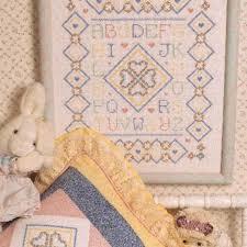 Cross Stitch Birth Announcement Patterns Free Custom Inspiration Design