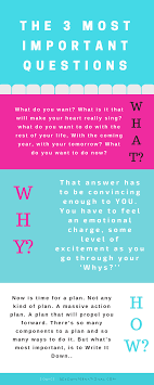 What Do You Want To Do The 3 Most Important Life Questions You Should Ask Yourself