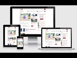 responsive blogger templates seo friendly fast loading and responsive blogger template youtube