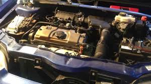 Peugeot 106 Engine Service - YouTube