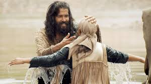 John the Baptist the Original Aquaman