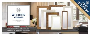 wood framed mirrors. Wood Mirrors Framed R