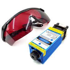 <b>Alfawise High</b>-<b>quality</b> Blue Laser Engraving Machine DIY Module ...