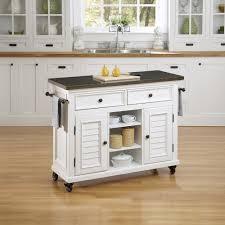 full size of furniture set stunning white teak wood kitchen island cart stainless steel top