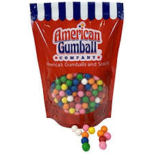 American Gumball Company Assorted Refill ... - Amazon.com