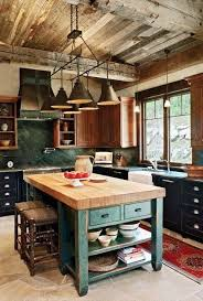 rustic cabin kitchens. Full Size Of Kitchen:excellent Rustic Kitchen Island Table Cabin Kitchens Cabins Large