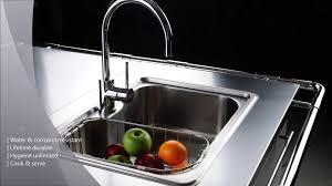 Designer Modular Kitchen Dark Wood Kitchen Cabinet Leather Modular Kitchen Sink