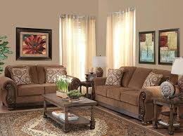 fabric sofa sets with wood trim furniture and mattress