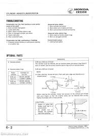 1982 1983 honda cr250r service manual repair manuals online 1982 1983 honda cr250r service manual page 2